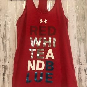 **Under Armour Women's Small Tank Top Like New**